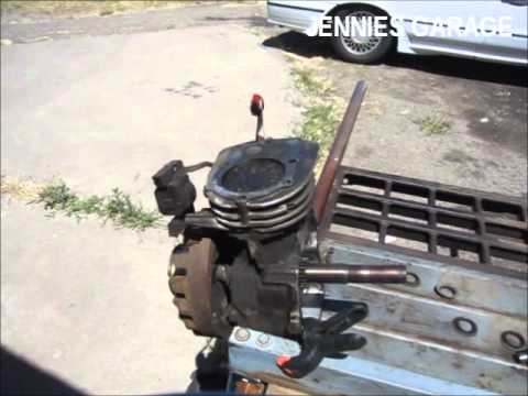 Perpetual Motion Briggs & Stratton Engine  - Free Energy Wow!!