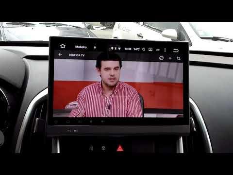 Auto rádio Opel Astra J Android GPS USB Bluetooth em Braga Portugal