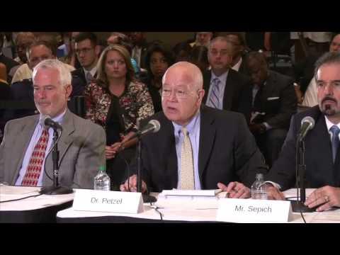 Senate Veterans' Affairs Committee Field Hearing in Atlanta: Addressing Mental Health Care (Panel 1)