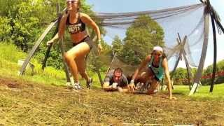 Barrie Warrior Dash 2013 With High-octane Training