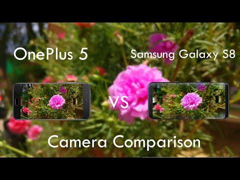 OnePlus 5 Vs Samsung Galaxy S8 Camera Comparison
