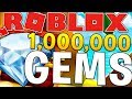 1,000,000 GEMS MINED! - ROBLOX MINING TYCOON #8