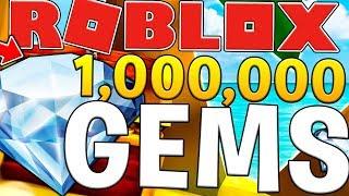 1.000.000 GEMS MINED! - ROBLOX MINING TYCOON #8
