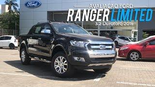 Avaliação   Nova Ford Ranger Limited 3.2 Duratorq 2018   Curiosidade Automotiva®