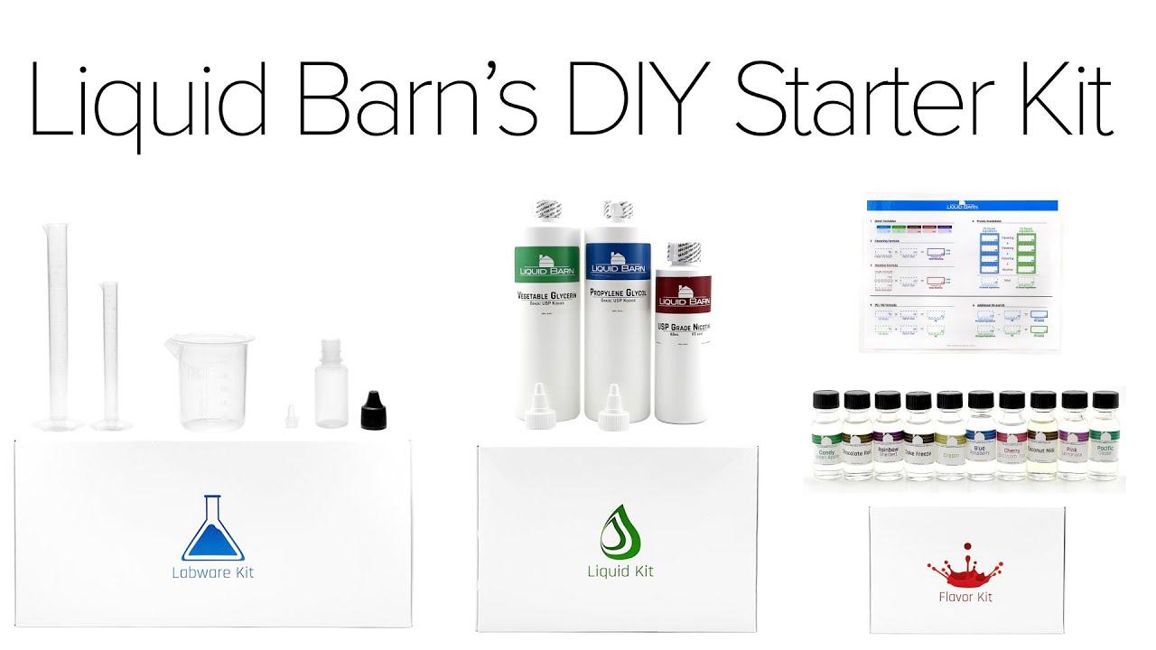 Liquid barns diy starter kit review youtube solutioingenieria Images