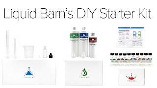 Liquid Barn's DIY Starter Kit Review