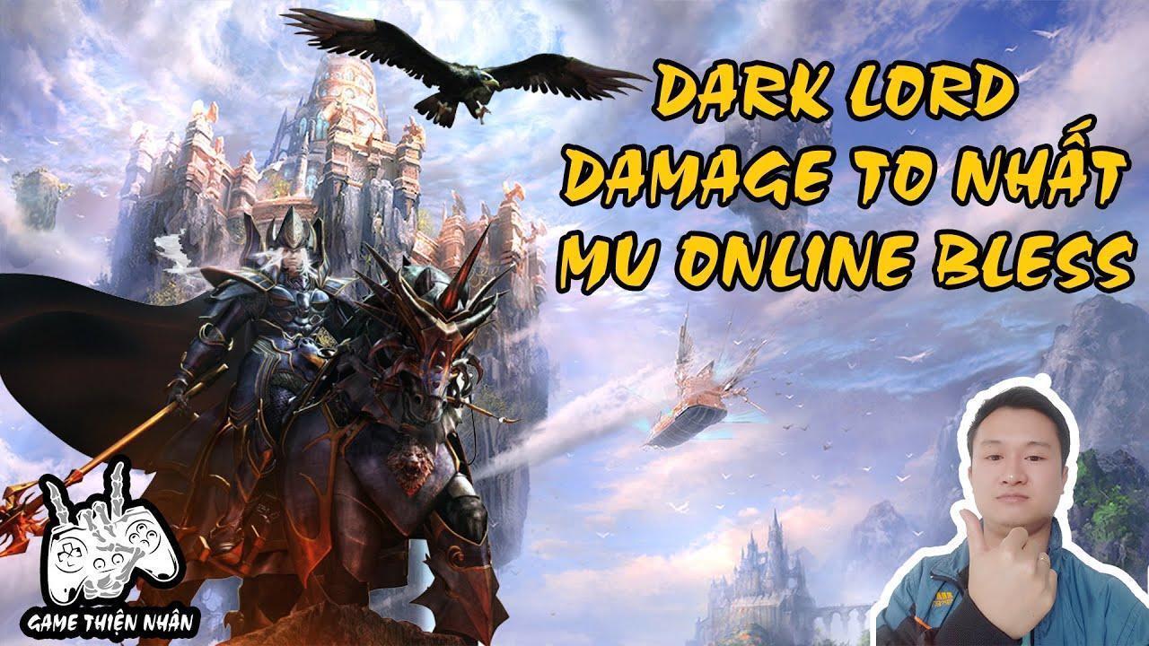 DL Build Damage To Nhất Mu Online Bless – Mu Hay Nhất 2020