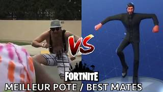 [DANCE] MEILLEUR POTE / BEST MATES | IN REAL LIFE ► FORTNITE
