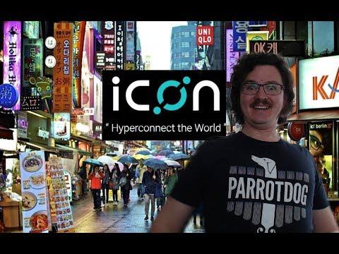 ICON / ICX ICO - Korea's Blockchain Solution