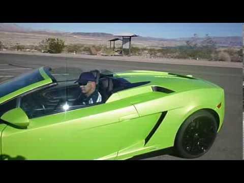 lamborghini gallardo spyder lp550 2 green - Lamborghini Gallardo Spyder Green