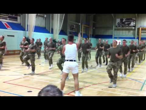 Royal marine family day / Gym 6