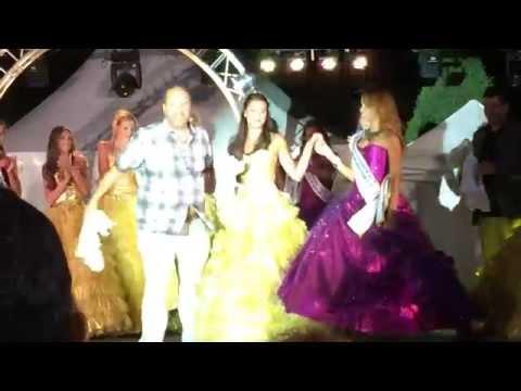 MISS MARSEILLE : Un spectateur exalté crée le show