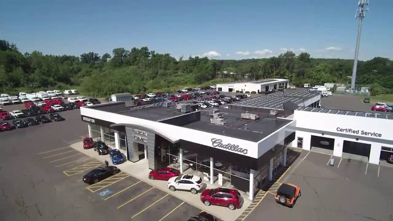 Scranton Motors Vernon Drone Video Youtube
