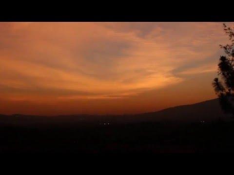 San Salvador en Time-lapse