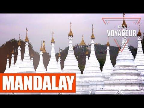 Mandalay (Myanmar-Burma) : tourist guide in english - guide tour about this destination