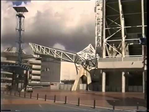 Sydney Olympic park tour 1999