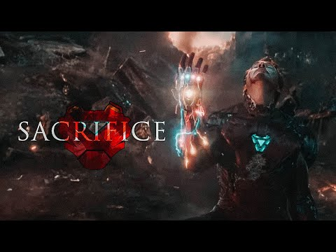 (Marvel) Tony Stark | Sacrifice
