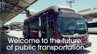 Proterra EcoRide Electric Bus - How does it Charge?