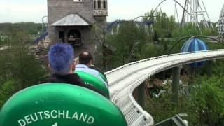 Europa Park - Bobsleigh