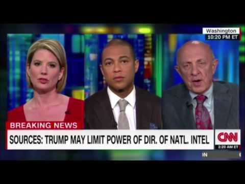 Trump may limit power of director of national intelligence - trump feud with Intel agencies