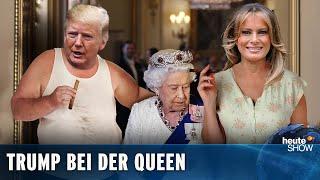 Brexit-Fan Donald Trump zu Besuch in England | heute-show vom 07.06.2019