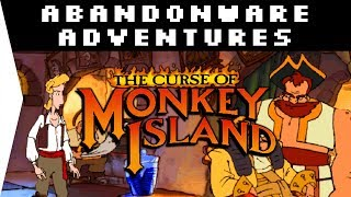 The Curse of Monkey Island ► Hilarious 1997 Point & Click Game! - [Abandonware Adventures]