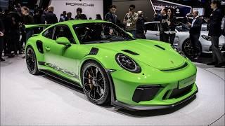 Porsche 911 GT3 RS: Geneva 2018 Slideshow