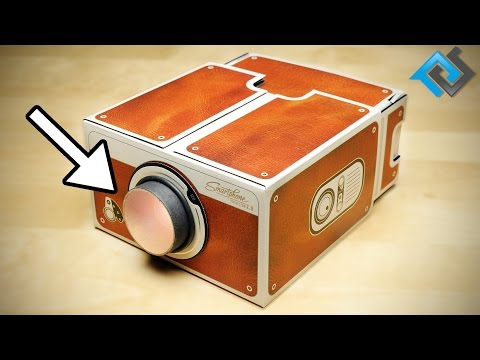 $30 Smartphone Projector