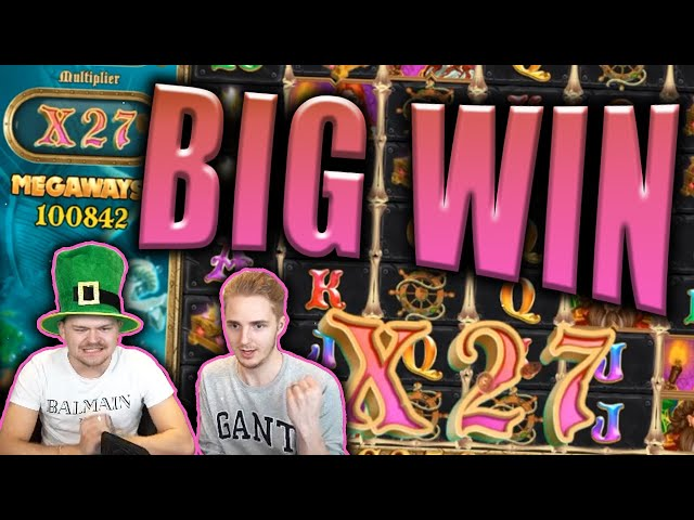 BIG WIN on PIRATE KINGDOM MEGAWAYS Slot - Casino Stream Big Wins