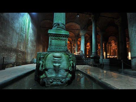 Yerebatan Sarnıcı - İstanbul (Tarihi Yarımada)