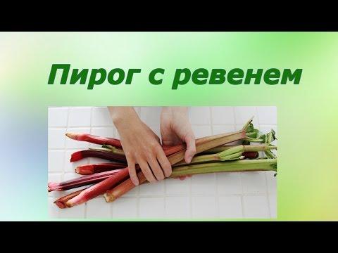 Ревень – Кулинарная энциклопедия. Рецепты с ревнем