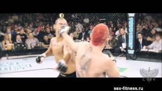 Тренировка бойцов UFC. Мотивация к спорту и фитнесу