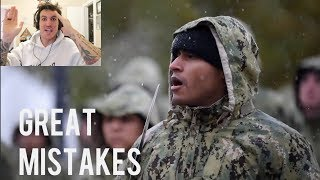 Reacting to NEW EXCLUSIVE NAVY BOOTCAMP FOOTAGE - RTC Great Lakes Rare footage
