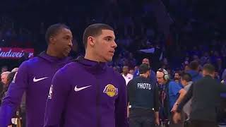 "Lonzo Ball - LA Lakers Point Guard - Hans Zimmer ""Time"" - Rookie Season Mix Highlights"