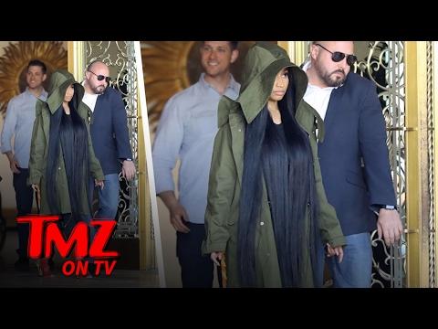 Nicki Minaj: Long Hair, Don't Care | TMZ TV