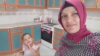Yeni Eve Taşındık Evimizi Gezelim Vlog