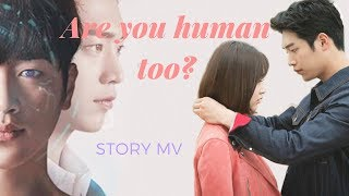 Are you human too? Der Lagi Lekin | KOREAN MIX | Seo Kang Joon | Gong Seung Yeon