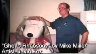 Ghetto Rhapsody written by Mike Miller Thumbnail