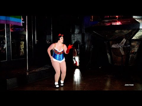 Club Matisse Burlesque cabaret - May 2016 edition --  UHD/4K Edition