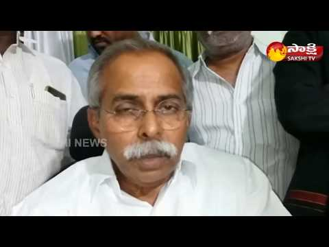YSRCP Leader YS.Vivekananda Reddy Slams Chandrababu - Watch Exclusive