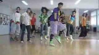 Janet Jackson- Rock with u (por Álex Bullón- el Tisha)