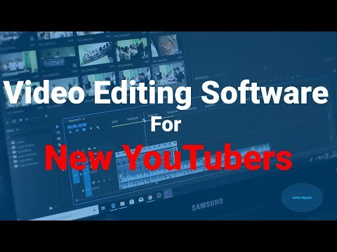 Top 2 Affordable Video Editing Software For New YouTubers