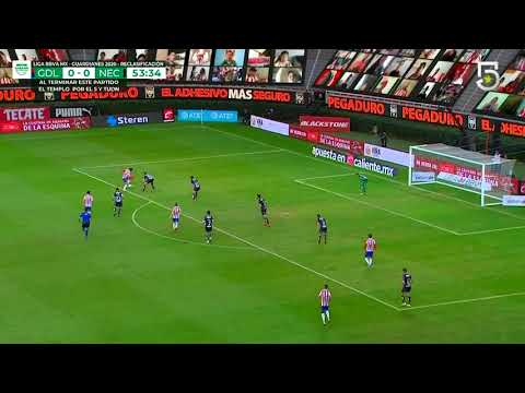 Guadalajara Chivas Necaxa Goals And Highlights