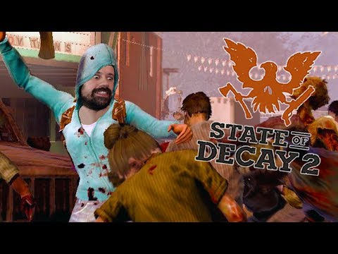 The Plan Was Straight Forward | State Of Decay 2 Gameplay | E14