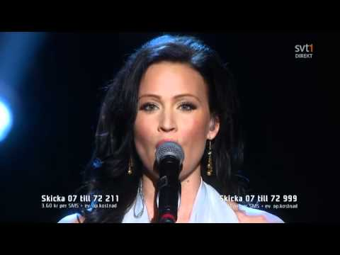Sara Varga - Spring För Livet (Live Melodifestivalen Semi 2011).avi