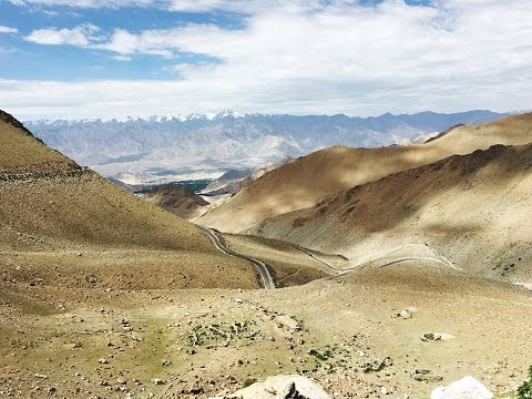 Leh Ladakh Roadtrip (Bullet 500) 2016, Srinagar to Manali