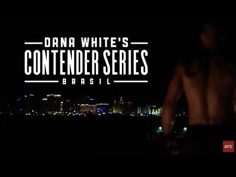 Dana Whites Contender Series Brasil. 1º Episódio Completo