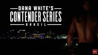 Dana White's Contender Series Brasil:  1º Episódio Completo