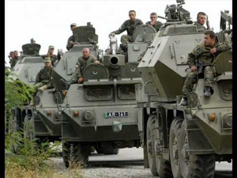 Georgia-Russia War 2008