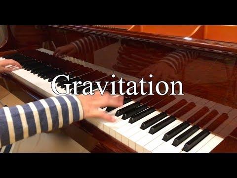 とある魔術の禁書目録 Ⅲ OP / Gravitation / 黒崎真音 【ピアノ】